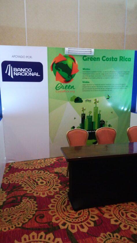 Green Costa Rica en Congreso CACIA 2018