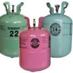 Evolución de los gases refrigerantes